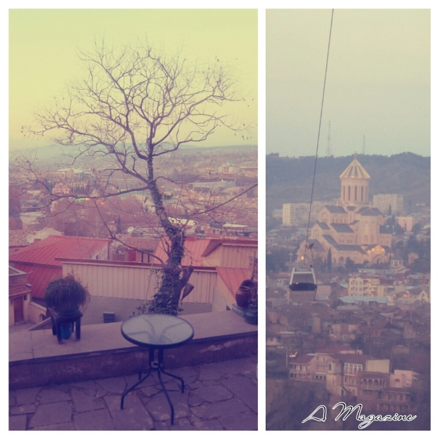 Tbilisi view-A Mag