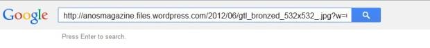 enter in google
